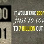Sieben Milliarden Menschen