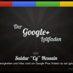 Google Plus Leitfaden