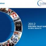 Edelman Trust Barometer 2012