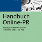 Handbuch Online-PR erste Auflage Thomas Pleil Ansgar Zerfass Rezension
