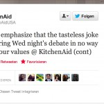 Kitchen Aid Twitter Krise