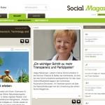Social Magazine Kuhn, Kammann & Kuhn