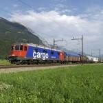 SBB Cargo Crossmedia