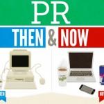 PR damals und heute