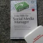 Erste Hilfe für Social Media Manager Buch