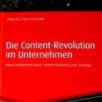 Content Revolution im Unternehmen Klaus Eck Doris Eichmeier