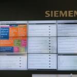 Siemens Newsroom Monitor
