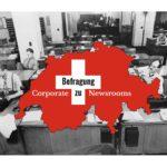 Corporate Newsrooms Schweizer Unternehmen und Verwaltungen