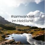 #samwandert Sam_Steiner auf Instagram