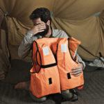 Projekt Life Jacket Flüchtlinge Schwimmwesten