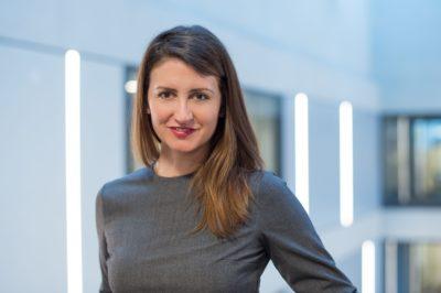 Sarah Stiefel SBB Schweizerische Bundesbahnen Digitale Kommunikation