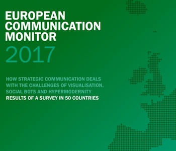 European Communication Monitor 2017