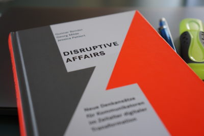 Disruptive Affairs Rezension Gunnar Bender, Georg Milde, Jessica Pehlert