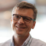 Uwe Knaus, Manager Corporate Website & Daimler-Blog, im Bereich Unternehmenskommunikation der Daimler AG