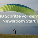 Newsroom Konzeption Checkliste mcschindler.com