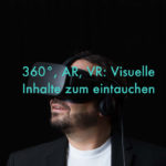 Virtual Reality, Augmented Reality, 360° Urs Langenegger Bandara