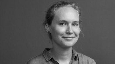 Adrienne Fichter Autorin und Herausgeberin von Smartphone-Demokratie