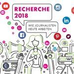sad news aktuell Recherche 2018 Journalisten Befragung