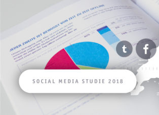 Social Media Studie 2018
