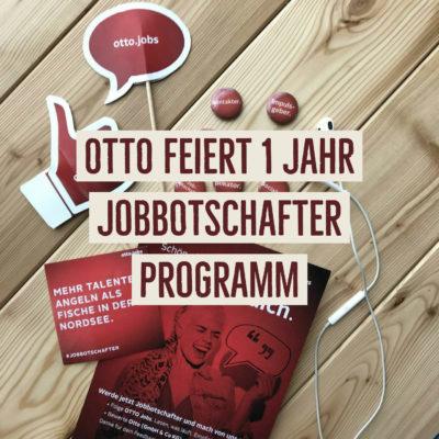 OTTO Jobbotschafter Influencer Mitarbeiter Botschafter
