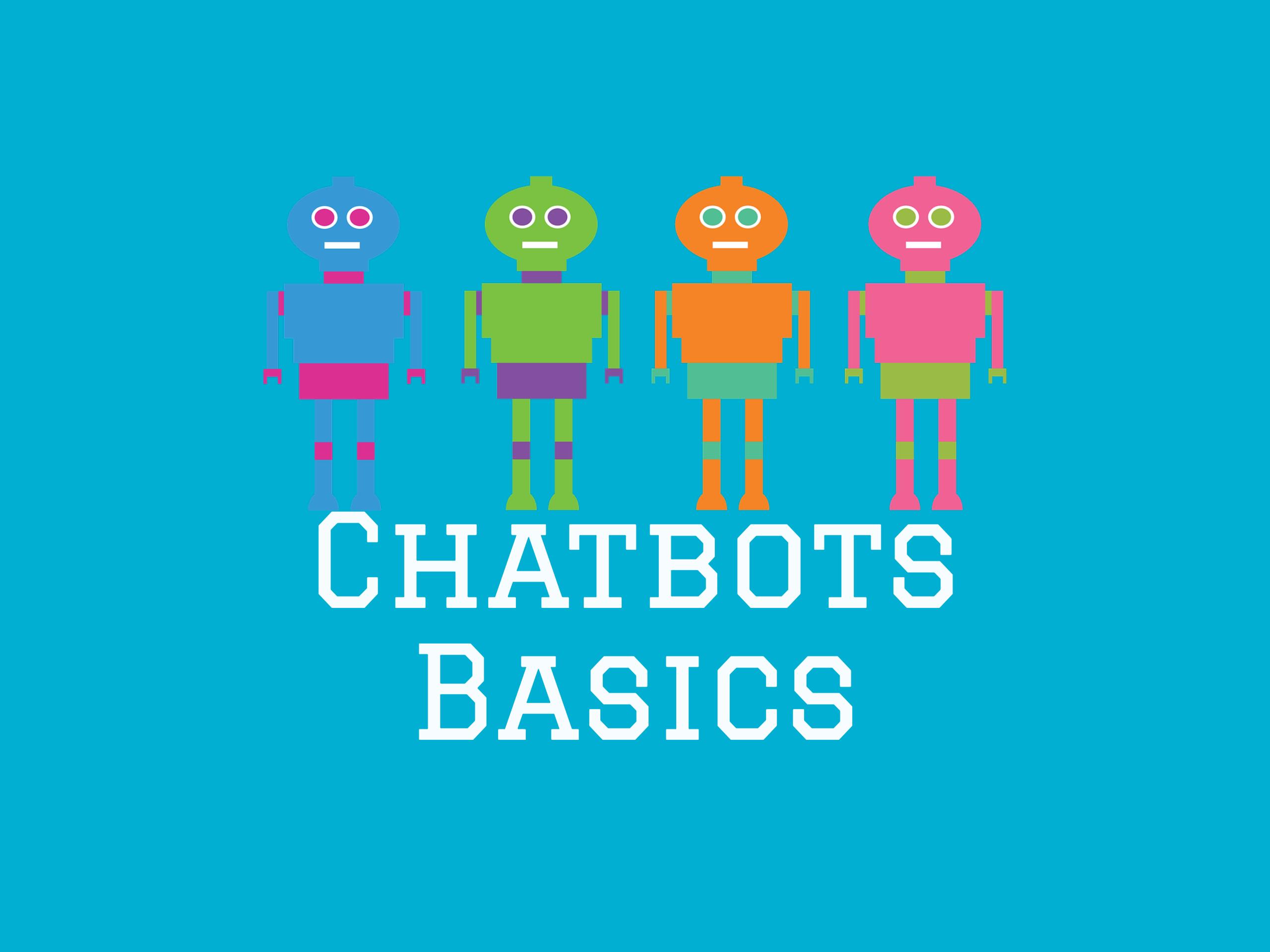 Chatbot Basics: Eine Einführung und Antworten für die ersten Schritte - mcschindler.com