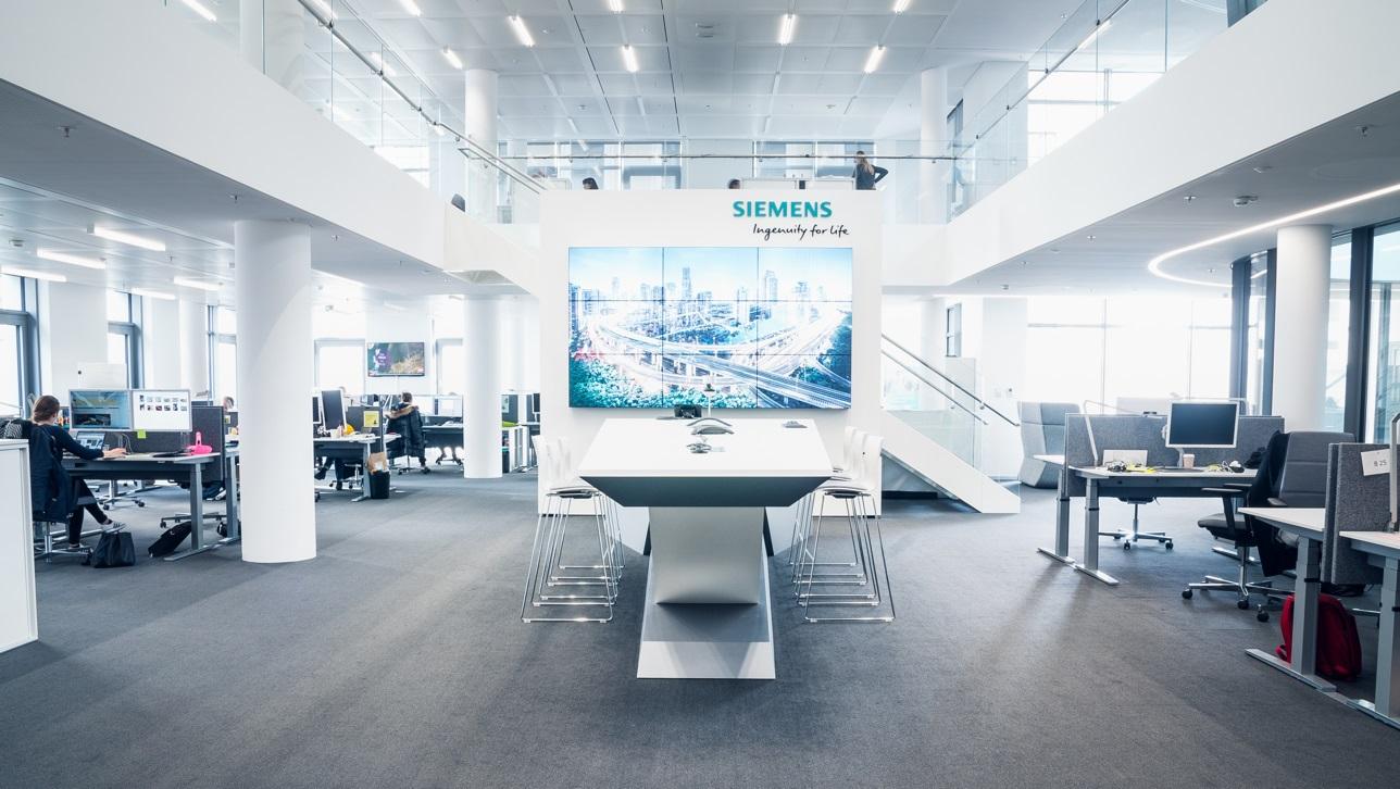 Clarissa Haller: Der Siemens Newsroom ist weit mehr wie ein Content-Hub