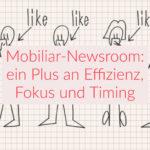 Mobiliar-Newsroom Erfahrungen Resultate ERFA Praxis Best Practice