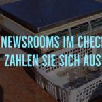 Erfahrungen aus Newsrooms Mobiliar, Datev GDV Postfinance Schweiz Tourismus Katholischer Mediendienst Siemens