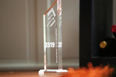 Digital Publishing Award 2019