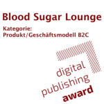 Digital Publishing Award 2019 Blood Sugar Lounge Diabetiker