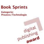Digital Publishing Awards 2019 Book Sprints