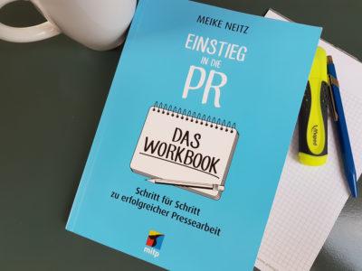 Einsteig in die PR Workbook Fachbuch Meike Neitz