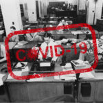 Newsroom in der Corona Krise