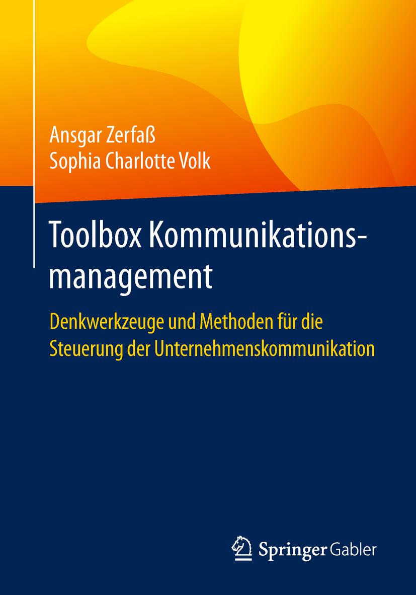 Toolbox Kommunikationsmanagement Ansgar Zerfaß und Sophia C. Volk Rezension mcschindler.com