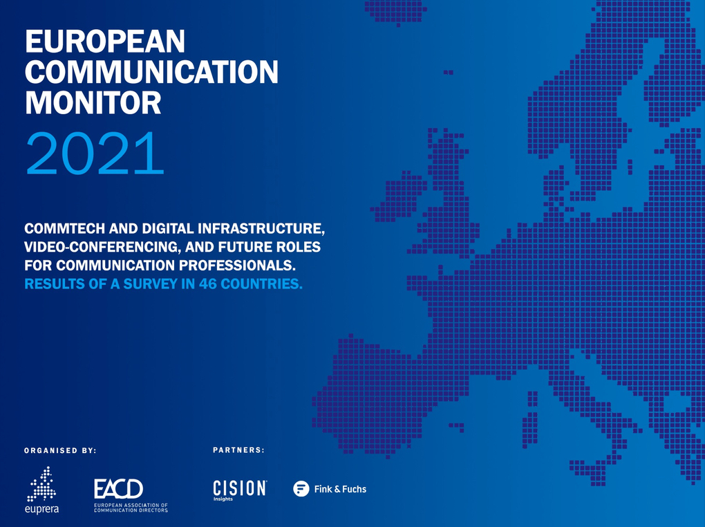 ECM21 European Communication Monitor