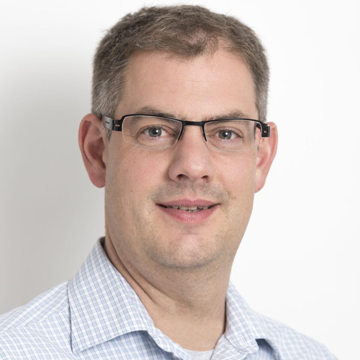 Michael Blum, Newsdesk-Manager und Verantwortlicher Social Media im BKW-Newsroom