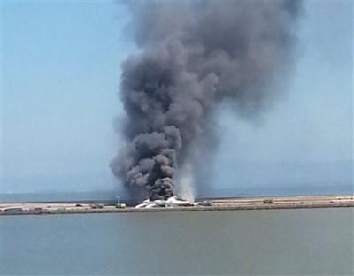 San Francisco Airliner Crash 3